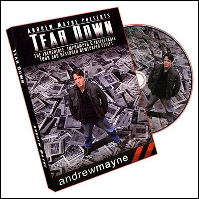 Tear Down - Andrew Mayne
