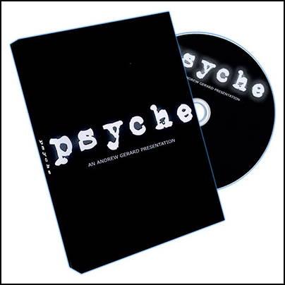 Psyche - Andrew Gerard