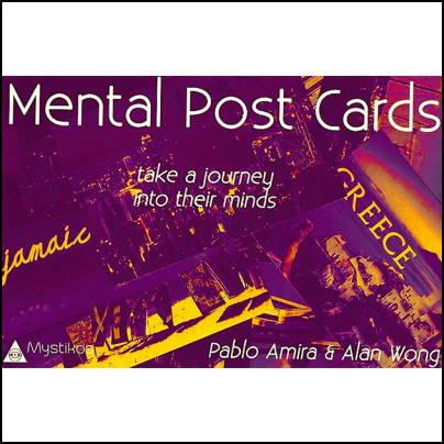 Mental post cards - Alan-Wong