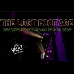 The vault - The lost footage - Impromptu magic of Bob Read