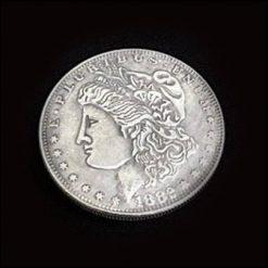 Power coin Morgan