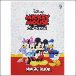 magic coloring book disney