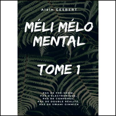 Méli Mélo Mental - Tome 1 - Alain Gesbert