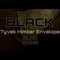Enveloppes Himber Tyvek noires