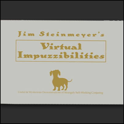 Virtual Impuzzibilities - Jim Steinmeyer