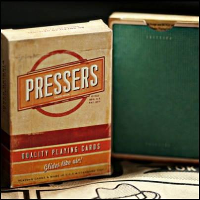 Jeu Pressers