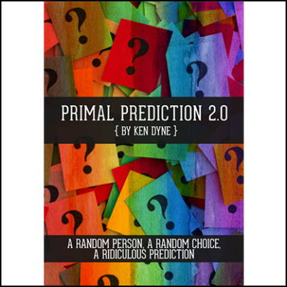 Primal prediction 2.0 - Ken Dyne
