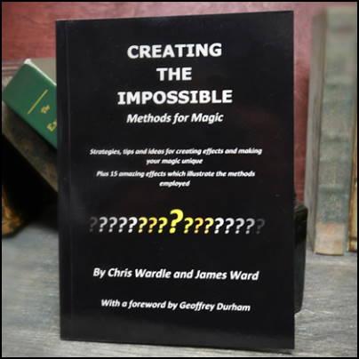 Creating the impossible - Chris Wardle - James Ward
