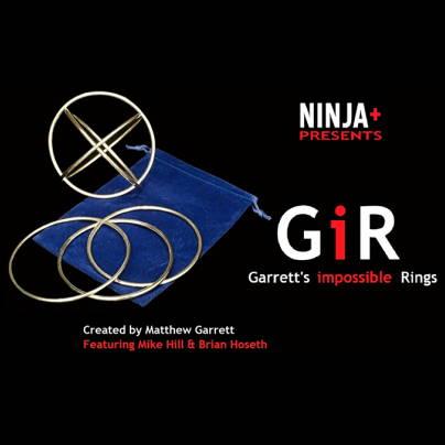 GIR ring set - Matthew Garrett