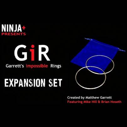 GIR ring expansion set - Matthew Garrett