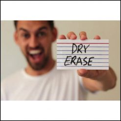 Acro Index Dry Erase - Blake Vogt