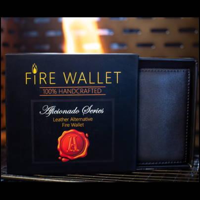 Aficionado Fire Wallet