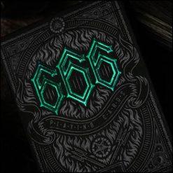 jeu 666 vert