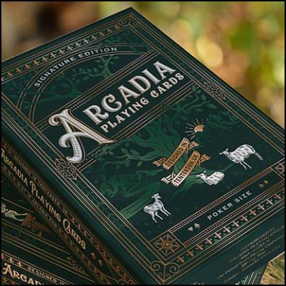 Jeu Arcadia signature edition vert