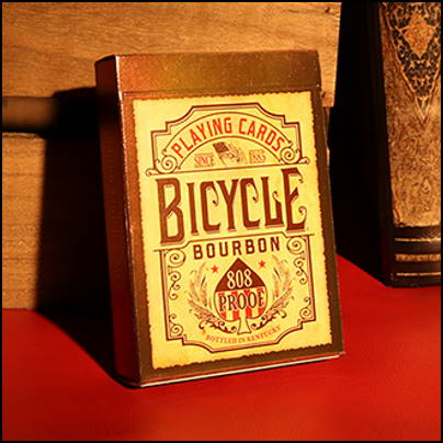 Jeu Bicycle Bourbon