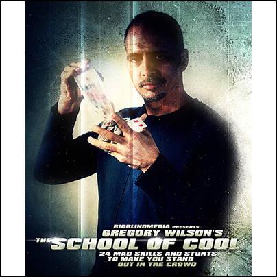 school of cool - gregory wilson