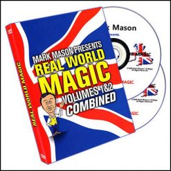 real world magic - mark mason