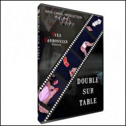 Double sur table - Yves Carbonnier