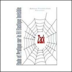 Etude et pratique sur le fil élastique invisible - Zack