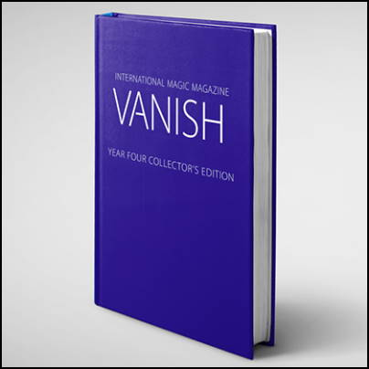 Vanish - collector edition année 4