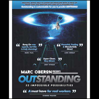 Outstanding - Marc Oberon