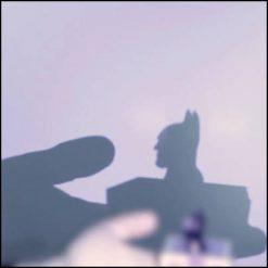 shadow art batman - mathieu bich