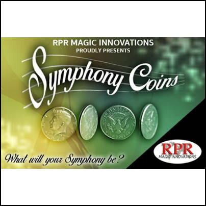 Symphony Coins - RPR