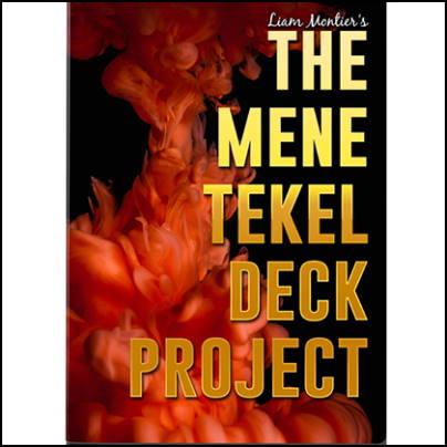 The mene Tekel Deck Project