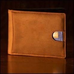 FPS wallet marron