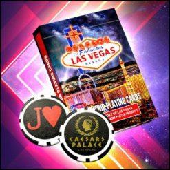What happens in Las Vegas - Caesars Palace