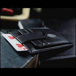 The edge wallet noir