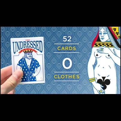 Jeu Undressed Deck