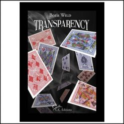 Boris Wild Transparency marked deck