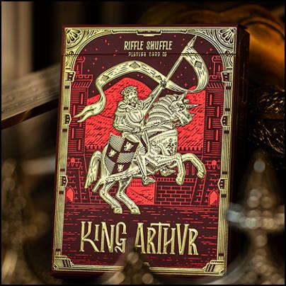 Jeu King Arthur