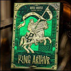 Jeu King Arthur Emerauld edition