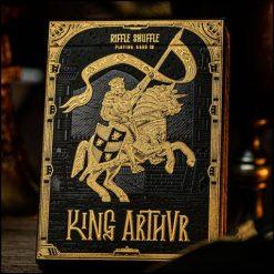 Jeu King Arthur golden knight foiled edition