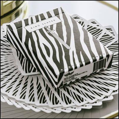 Jeu King slayers zebra