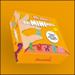 Animinimals - Billy Damon