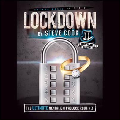 Lockdown Steve Cook