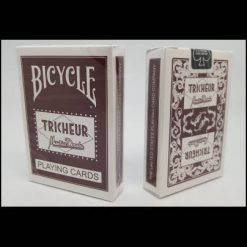jeu bicycle tricheur maurice douda
