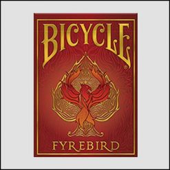 Jeu Bicycle Fyrebird