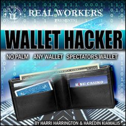 wallet hacker joel dickinson