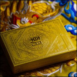 Jeu Chao imperial yellow