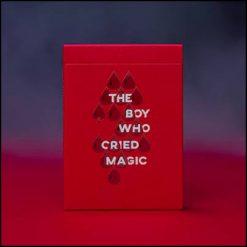 Jeu the boy who cried magic - andi gladwin