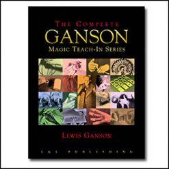 The complete Ganson Teach-in series - Lewis Ganson