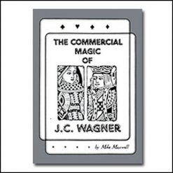 The commercial magic of JC Wagner Mike Maxwell