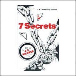 seven secrets JC Wagner
