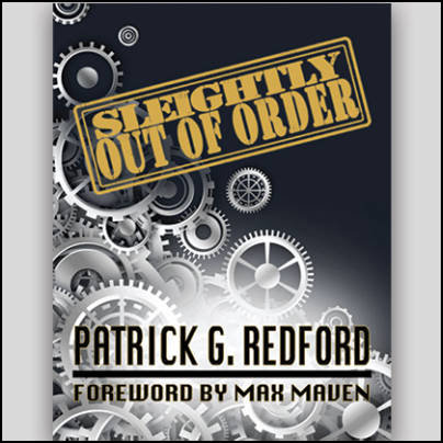 Sleightly out of order Patrick Redford