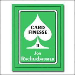 Card Finesse 2 - Jon Racherbaumer