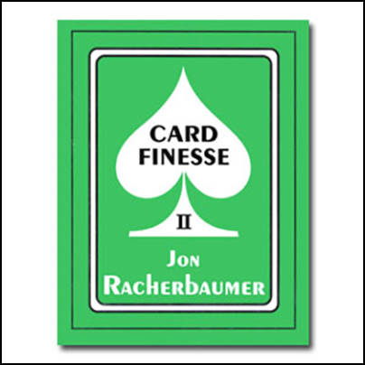 Card Finesse 2 - Jon Racherbaumer